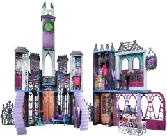 Monster High, Школа Монстров