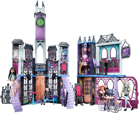 Monster High Deadluxe, Школа Монстер Хай (Делюкс)