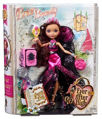 Ever After High, Браер Бьюти, день наследия