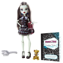 Monster High, Фрэнки Штейн