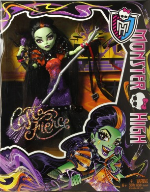Monster High, Каста Фирс