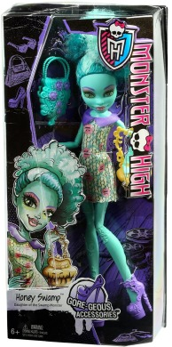 Monster High, Хани Свамп