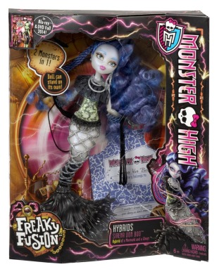 Monster High, Сирена вон Бу, чумовое слияние