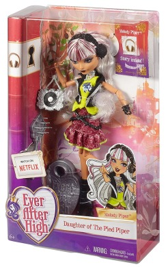 Ever After High, Мелоди Пайпер, Базовая