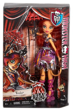 Monster High, Торалей, Фрик ду Чик