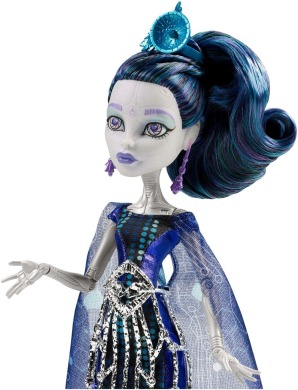 Monster High, Элль Иди, Бу Йорк