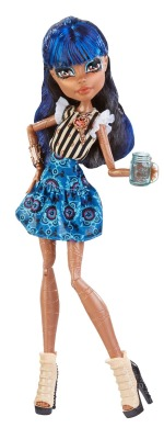 Monster High, Робекка Стим, коффин бин