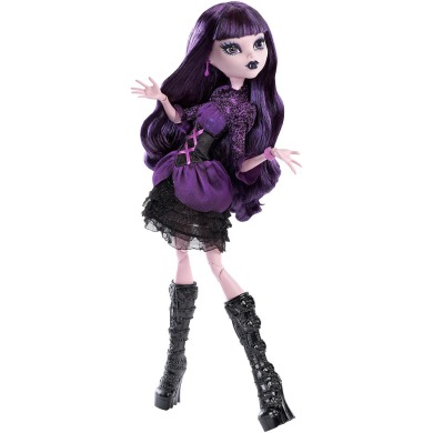 Monster High, Элиссабет. Большая (высокая) 43см.