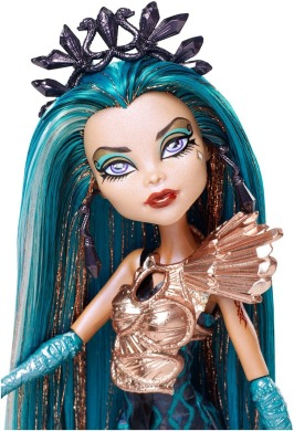 Monster High, Нефера де Нил, Бу Йорк