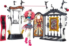 Monster High, Рошель Гойл, фрик ду чик