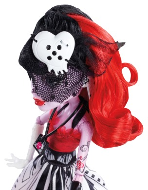 Monster High, Оперетта, Страх, камера, мотор