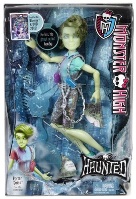 Monster High, Портер Гейсс, населенный призраками