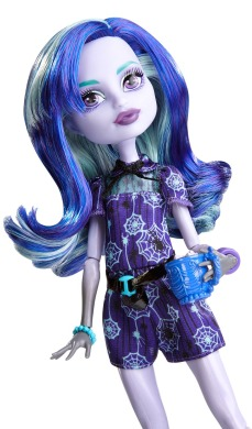 Monster High, Твайла, Коффин Бин