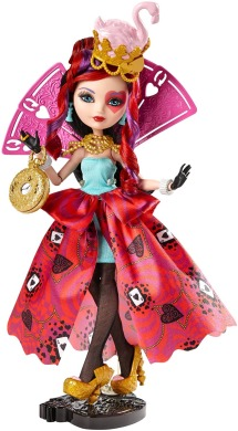 Ever After High, Лиззи Хартс, дорога в страну Чудес