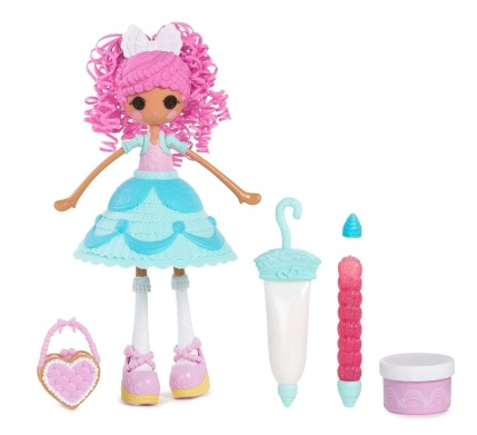 Lalaloopsy girls, Глазурина, Lalabration