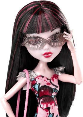 Monster High, Дракулаура, Бу Йорк