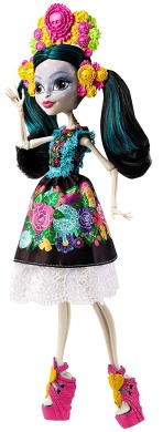 Monster High, Скелита Калаверас, Эксклюзив