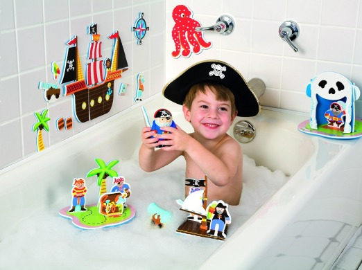 Bathtime Fun Pirates Of The Tub. Пираты в ванной!