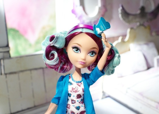 Ever After High, Мэделин Хэттер, Getting Fairest