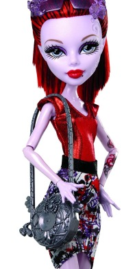 Monster High, Оперетта, Бу Йорк