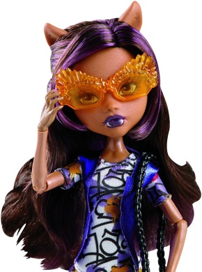 Monster High, Клодин Вульф, Бу Йорк