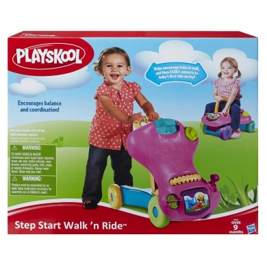 Ходунки трансформер-машинка Playskool