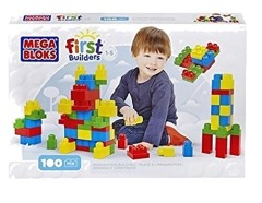Конструктор Mega Bloks First Builders 100 деталей