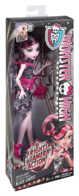 Monster High, Дракулаура, Страх! Камера! Мотор!