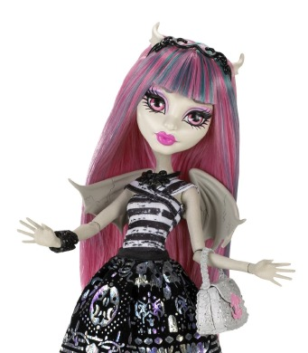 Monster High, Рошель Гойл